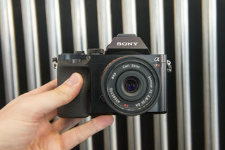 Sony Alpha A7R hands-on: We test out the 36-megapixel full-frame system camera