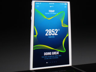 iPhone 5S-optimised Nike+ Move app launches 6 November