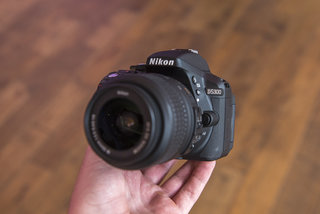 Hands-on: Nikon D5300 review
