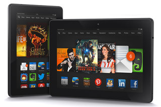 Amazon brings Kindle Fire HDX 7 and 8.9-inch tablets and new Kindle Fire HD to the UK