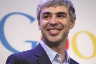 Google's Larry Page won't be joining earnings calls for a while - here are his full remarks
