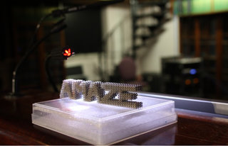 Amaze project will create the world's first metal 3D printer: to start self-building space stations