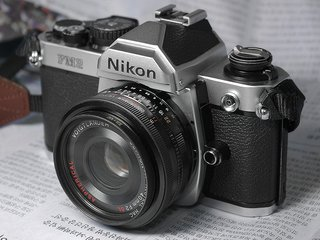 Nikon FM2-style full-frame compact system camera rumoured, to take on the Sony Alpha A7