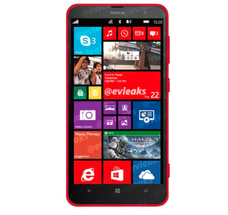 Another Nokia phablet: Lumia 1320 leaks for the mid-range