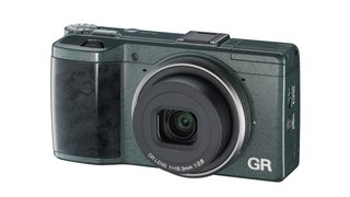 Ricoh GR goes limited edition with green 'wave-patterned' body, only 5,000 available
