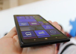 Hands-on: Nokia Lumia 1520 review