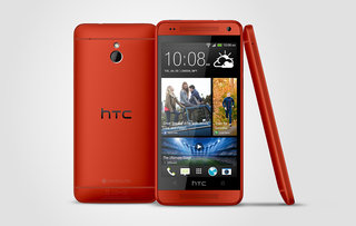 Glamour red HTC One mini coming to the UK care of Phones 4u