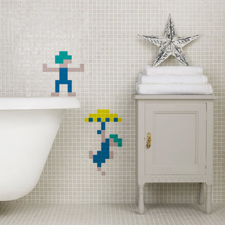 topps tiles celebrates gaming milestones with super cool retro 8 bit bathroom designs image 3