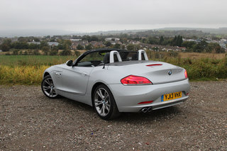 bmw z4 sdrive 18i roadster review image 5