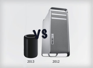 Mac Pro (2013) vs Mac Pro (2012): What's the difference?