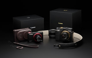 Canon Japan releases build-your-own premium editions of PowerShot S120 and G16