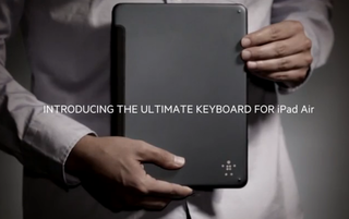 Belkin iPad Air keyboard cases debut with November launch