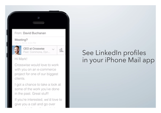 See LinkedIn profiles in iPhone Mail app: LinkedIn Intro launches alongside new LinkedIn iPad app