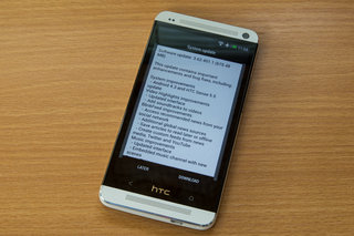 HTC Sense 5.5 for HTC One rollout begins