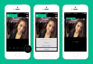 Vine updates apps with better editing functionality, can now save posts for later