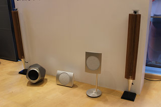 Bang & Olufsen BeoLab 17, 18 and 19 pictures and hands-on