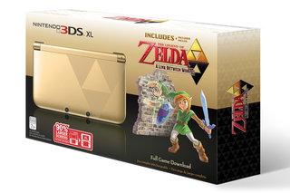 Could gold Zelda edition Nintendo 3DS XL be the most important console launch on 22 November?