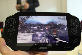 Hands-on: Archos Gamepad 2 review