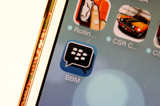 BBM for iPhone and Android now available to all, no more waiting list