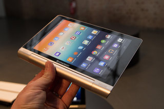 hands on lenovo yoga tablet review image 14