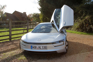 Hands-On: Volkswagen XL1 review