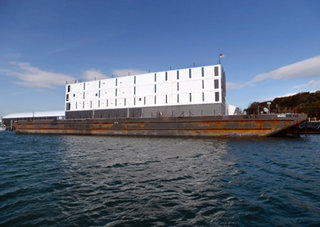 Google Barge to be the new home for Google X events and more