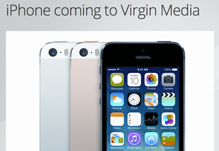 iPhone 5S and iPhone 5C coming to Virgin Media in UK on 22 November