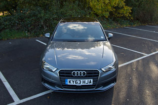audi a3 saloon review image 12