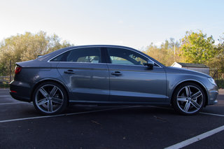 audi a3 saloon review image 9
