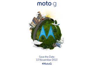 Moto G event invite confirms 13 November launch