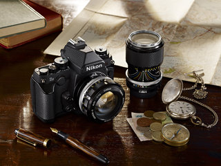 Nikon Df official: The retro-style DSLR like a D4 from the past, complete with non-AI lens compatibility