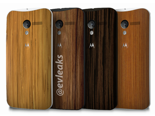 Moto X's four wooden options haven't been scrapped, says leakster