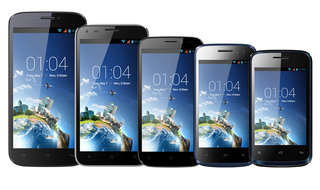 Brit manufacturer Kazam announces first wave of dual-SIM Android phones, Thunder and Trooper