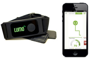 lumoback will correct your sitting posture and stop back pain using smart sensors and vibrations image 2