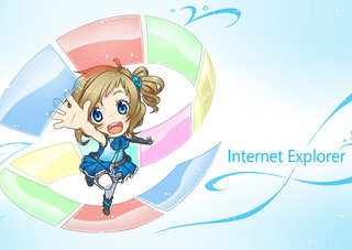 Internet Explorer goes Anime with Inori Aizawa, its new official mascot