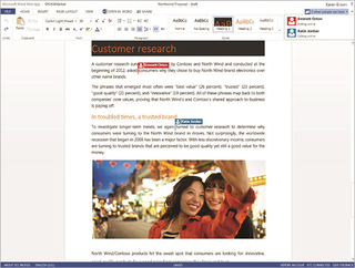 microsoft adds real time collaboration to office web apps image 2