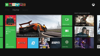 Xbox One dashboard preview: Here's how your next-gen console will work