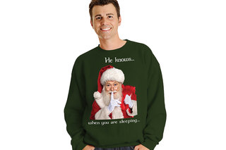 Digital Dudz smartphone-enhanced Christmas jumpers: Be the talk of the office party