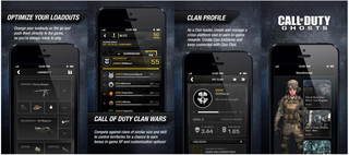 Call of Duty: Ghosts companion app for iOS, Android and WP8 released