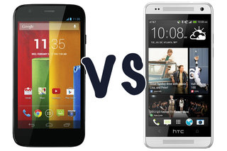 Motorola Moto G vs HTC One mini: What's the difference?