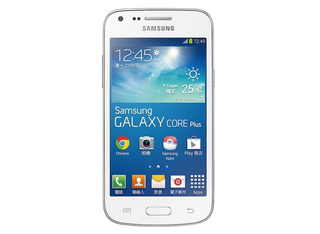 Samsung Galaxy Core Plus debuts: 4.3-inch phone with specs that aren't exactly a plus