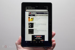 Amazon Kindle Fire HDX now shipping in the UK
