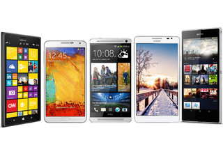 Best phablet 2013: 10th Pocket-lint Gadget Awards nominees
