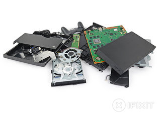 Sony PS4 score 8 out of 10 for repairability in iFixit teardown