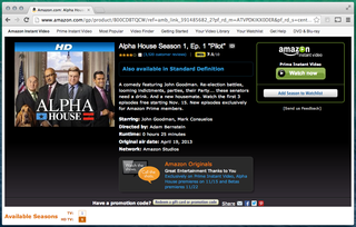 grab popcorn alpha house amazon s first original series officially debuts image 2