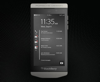 porsche design p'9982 smartphone from blackberry officially announced image 2