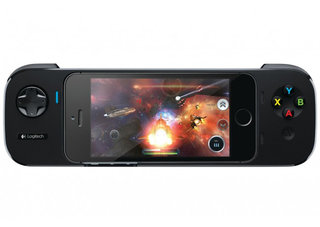 Logitech PowerShell iOS 7 gaming controller with battery for iPhone 5S, 5 and iPod Touch revealed