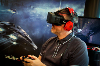 Oculus Rift HD and Eve: Valkyrie: Hands-on with the duo made for each other