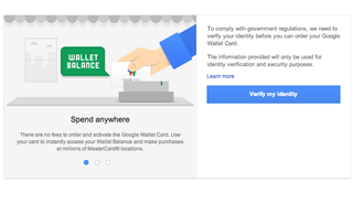 Google Wallet goes physical with Google Wallet prepaid debit card