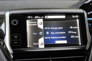 peugeot 2008 allure e hdi 92 review image 22